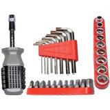 33 Pcs Multipurpose Tool Kit Repair Home Tool Kit Professional Tool Kit