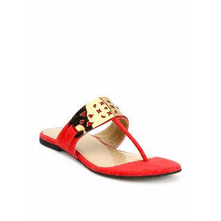 La Mere Women's Red Heels