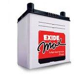 Exide Car Battary For I10 FEM0-EM40L-BH With 36 Months Warranty