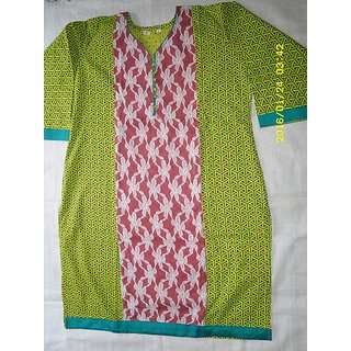 SDFashion Internationals Designer Cotton  kurti