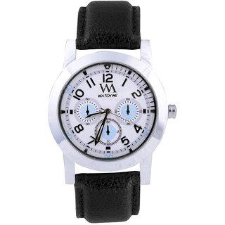 Blackout Analog Wrist Watch For Men