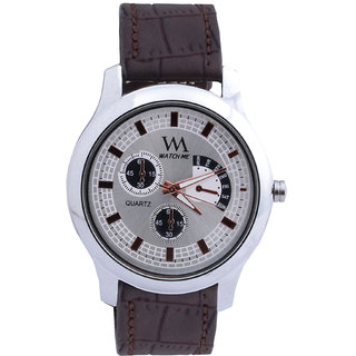 The Absolute Analog Analog Wrist Watch For Men