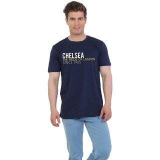 EETEE Printed PRIDE OF LONDON Mens Round Neck T-Shirt