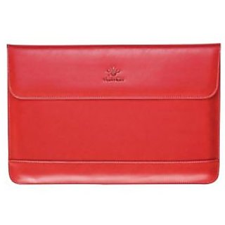 LENTION Premium Leather Bag Sleeve Case for Apple Macbook 12 Inch  11 Air