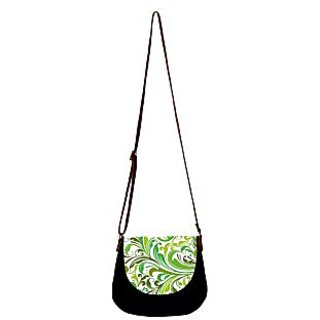Barisa Epic Multicolor Canvas Cloth Casual Sling Bag - BESB78