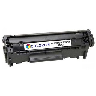 Colorite Compatible HP 12A Laser Toner Cartridge (Q2612A)