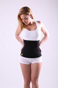 Unisex Anti-Cellulite Slimming Belt Unisex Wrap, Sauna Waist Slimmer, Tummy Tucker Work Out Belt