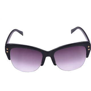 Lens catherine Cat-eye Purple Sunglasses-LCE-0501