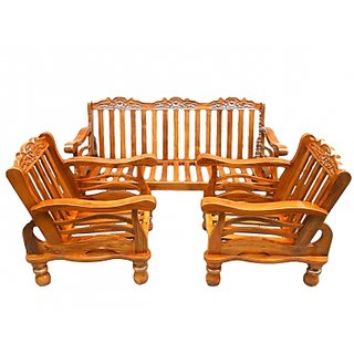 5 seater wooden sofa set online brokeasshome com French Sofa French Sofa