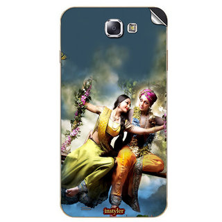 Instyler Mobile Skin Sticker For Karbonn Titanium S9 MSKARBONNTITANIUMS9DS10153