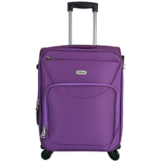 Timus Upbeat Spinner Wine 55 CM 4 Wheel Strolley Suitcase For Travel Cabin Luggage - 20 inch