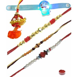 Set of 5 Remarkable Kids  Dori Rakhi Lumba