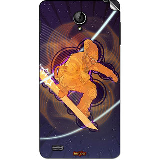 Instyler Mobile Skin Sticker For Karbonn Titanium S1