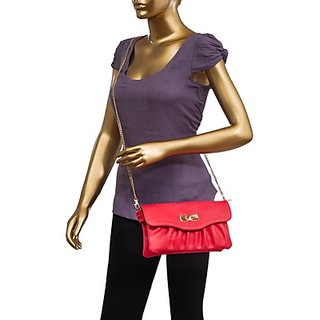Cappuccino Red Stylish Sling Bag