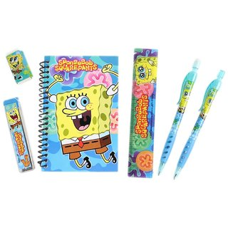 Stationery Set - SpongeBob SquarePants