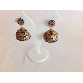 Tanmaya-Jewelry Designer Jhumki