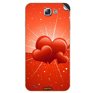 Instyler Mobile Skin Sticker For Karbonn Titanium S9 MSKARBONNTITANIUMS9DS10117