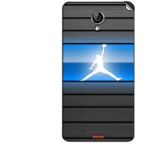 Instyler Mobile Skin Sticker For Karbonn S2 Titanium Plus