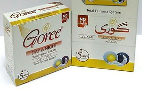 Goree Day Night Whitening Cream 30 Grm.