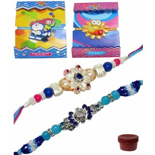 Pious Rakhi Thread of 4