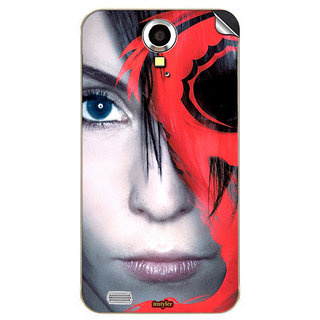 Instyler Mobile Skin Sticker For Karbonn A27 Plus