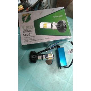 RTD LED 35w Motor cycle headlight