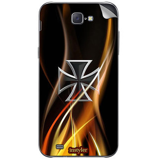 Instyler Mobile Skin Sticker For Karbonn A25