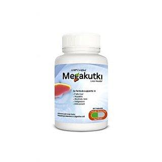 MEGAKUTKI - HEPETOPROTECTIVE  DIGESTIVE AID 60 CAPS.