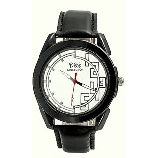 DS Collection BL Analog Watch - For Boys