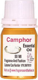 Fragrance And Fashion Camphor Essential Oil Of 50 Ml (50 Ml)
