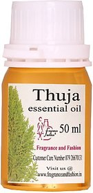Fragrance And Fashion Thuja Essential Oil Of 50 Ml (50 Ml)