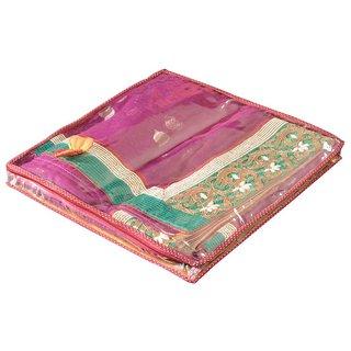 Srajanaa Saree Cover Premium / Saree Pouch - Set Of 2