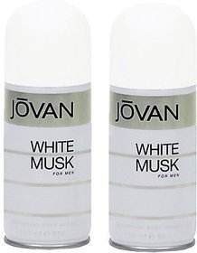 Jovan White Musk And White Musk Combo Set (Set Of 2)