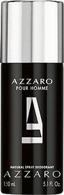 Luis Azzaro Pour Homme Deodorant Spray - For Men (150 Ml)