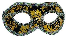 Velvet Eye Mask-Black (Pack Of 5)