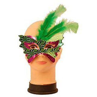 Feather Eye Mask (Pack of 5)