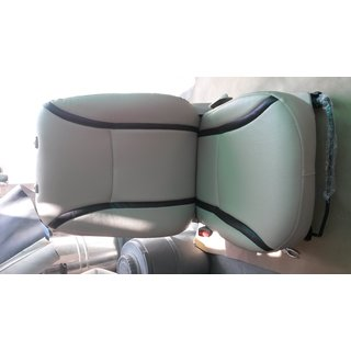 Khushal Leatherettecar Seat Cover Safari Storme