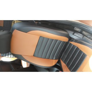 Khushal Leatherettecar Seat Cover Wagon R