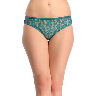 Clovia All Over Lacy Panty -Pn0368P17