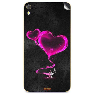 Instyler Mobile Skin Sticker For Karbonn S360 Titanium Mach Two
