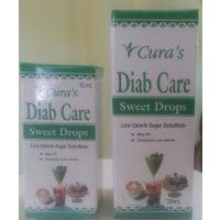 Cura's Diab Care Sweet Drops 30 Ml