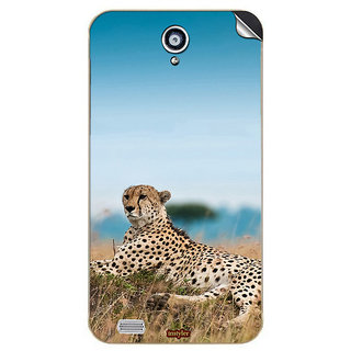 Instyler Mobile Skin Sticker For Karbonn A19 MSKARBONNA19DS10022