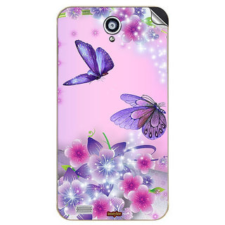 Instyler Mobile Skin Sticker For Karbonn A19 MSKARBONNA19DS10045
