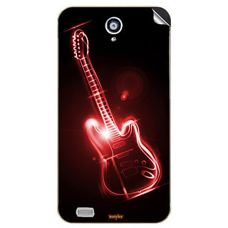 Instyler Mobile Skin Sticker For Karbonn A19 MSKARBONNA19DS10134