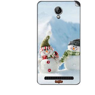 Instyler Mobile Skin Sticker For Karbonn A19 Plus MSKARBONNA19PLUSDS10048