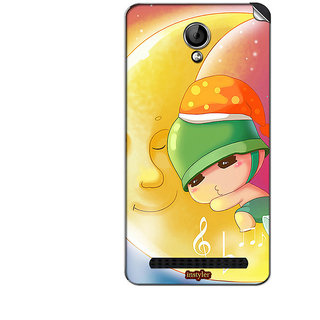Instyler Mobile Skin Sticker For Karbonn A19 Plus MSKARBONNA19PLUSDS10059