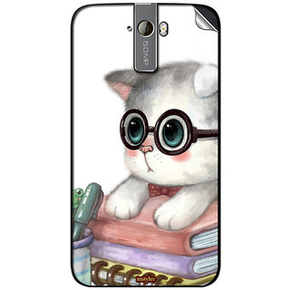 Instyler Mobile Skin Sticker For Karbonn A21 Plus MSKARBONNA21PLUSDS10063