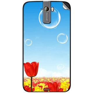 Instyler Mobile Skin Sticker For Karbonn A21 Plus MSKARBONNA21PLUSDS10079