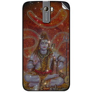 Instyler Mobile Skin Sticker For Karbonn A21 Plus MSKARBONNA21PLUSDS10102