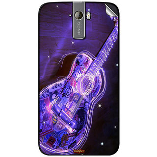 Instyler Mobile Skin Sticker For Karbonn A21 Plus MSKARBONNA21PLUSDS10138